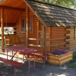Camping Cabin 2 Room