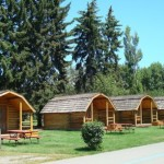 Camping Cabins 1 Room