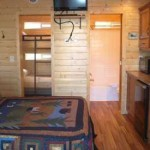Deluxe Cabin Accommodations