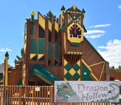 Dragons Hollow Play Park
