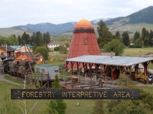 Historical Museum of Fort Missoula Forestry Area
