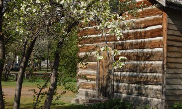 History of the Log Cabin