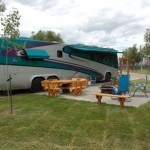 Patio RV Site