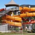 Splash Montana Water Slide