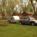 Tent Site and a Mini