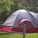 Tent Camping is great fun