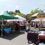 Saturday Market In Downtown Missoula