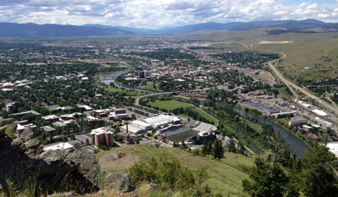The Garden City Missoula
