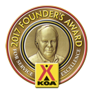 KOA Founders Award 2017