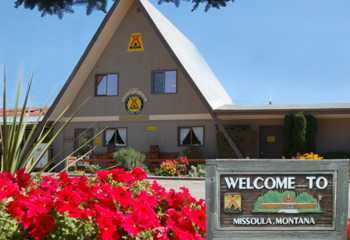 Missoula KOA Welcomes you to Montana