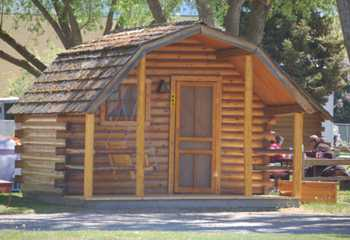 Camping Cabins a great way to enjoy your stay