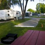 Photos of RV Sites at Missoula KOA