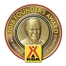 KOA Founder's Award 2018