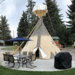 Teepee Accommodations