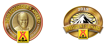 2019 Founders Award and Presidents Award