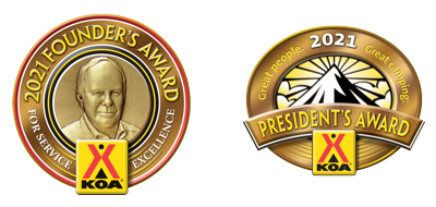 2021 Founders Award and Presidents Award